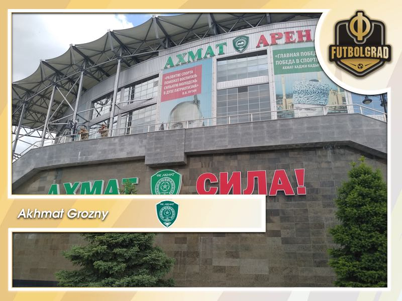 Akhmat Grozny – Chechnya's soft-power club takes off