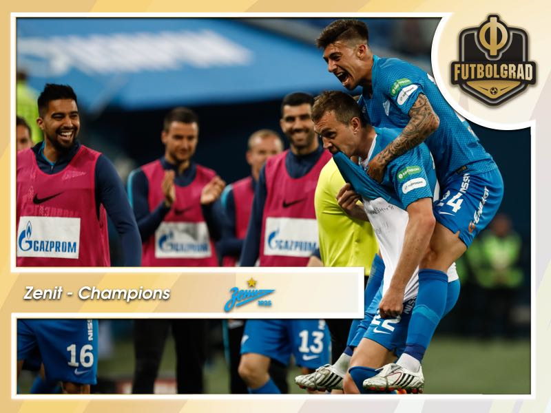 What is next for Russian champions Zenit?