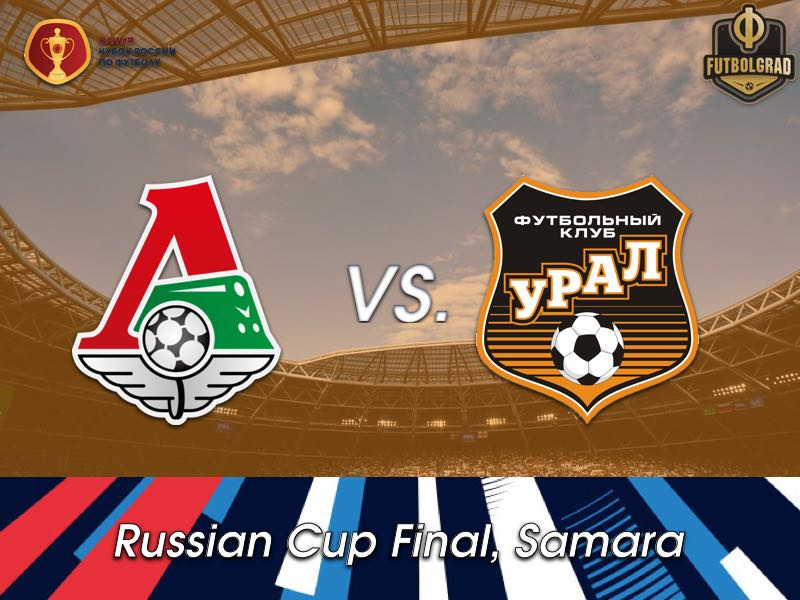 Ural want to upset the apple-cart against Lokomotiv in the Russian Cup final