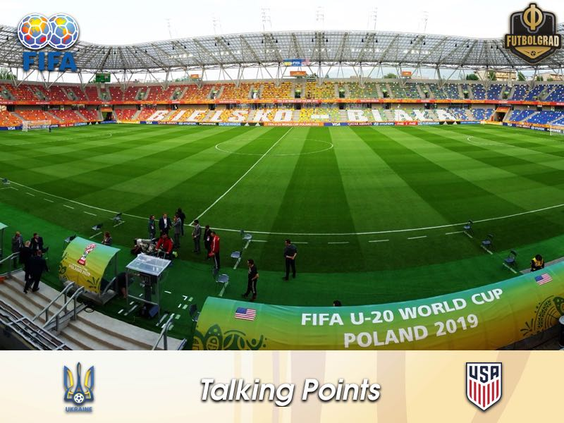 Talking points from Ukraine's 2-1 victory over the United States