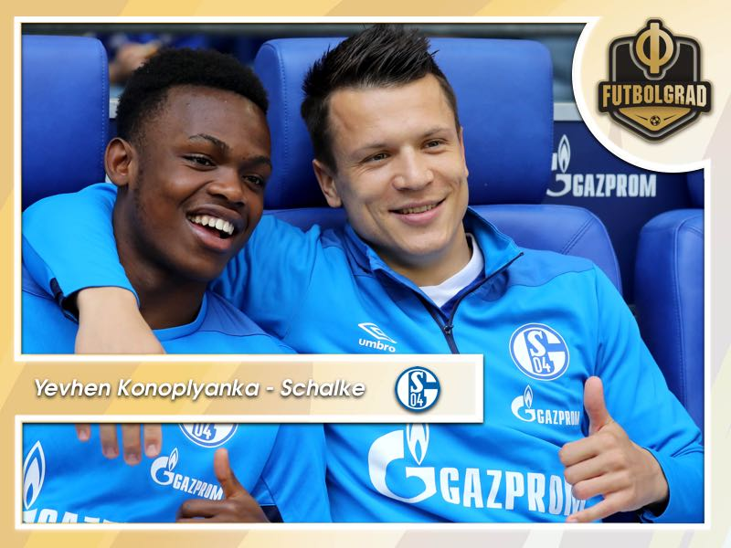 Konoplyanka at Schalke: 3rd time a charm for the winger?