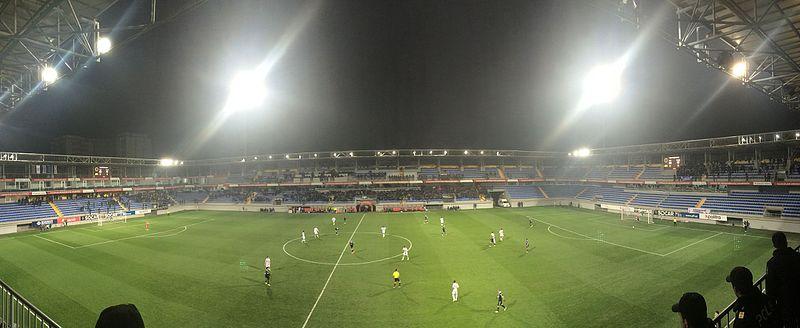 Neftchi Baku vs Arsenal Tula will take place at the Bakcell Arena (CC-BY-SA-4.0)