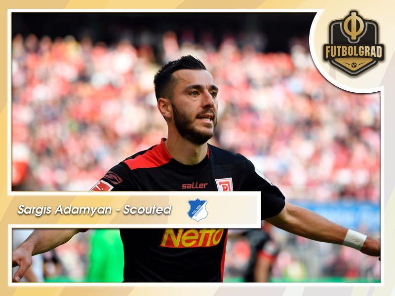Sargis Adamyan – Hoffenheim's Armenian Nugget Scouted