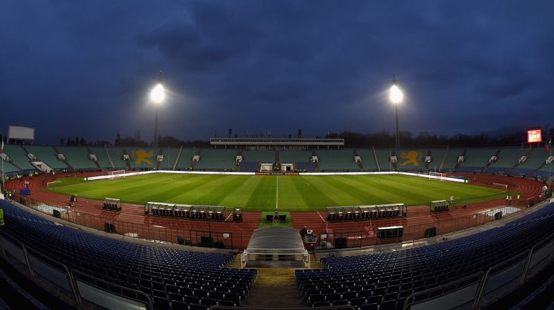 CSKA Sofia vs Zorya Luhansk will take place at the Bulgarian National Stadium (Photo by Claudio Villa/Getty Images)