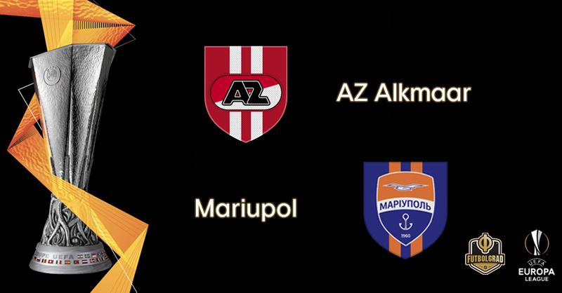 Stadium accident overshadows Alkmaar vs Mariupol