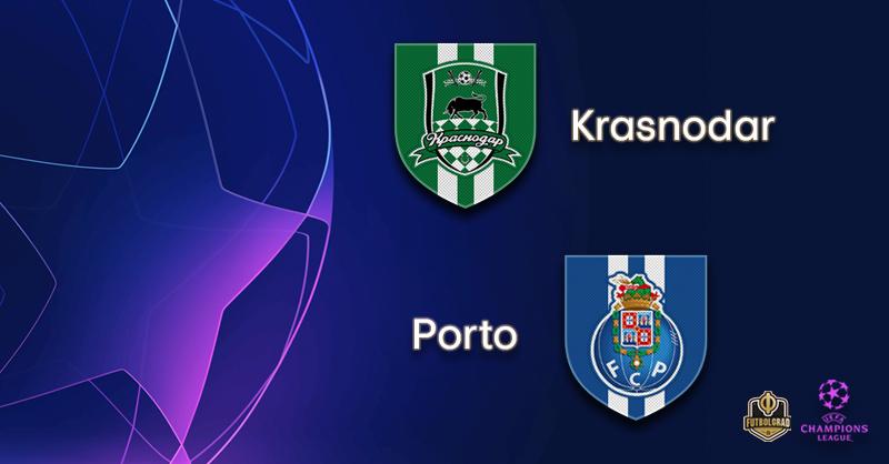 Kết quả hình ảnh cho Porto vs Krasnodar