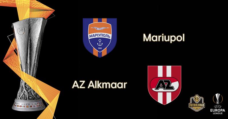Mariupol face difficult task in AZ Alkmaar
