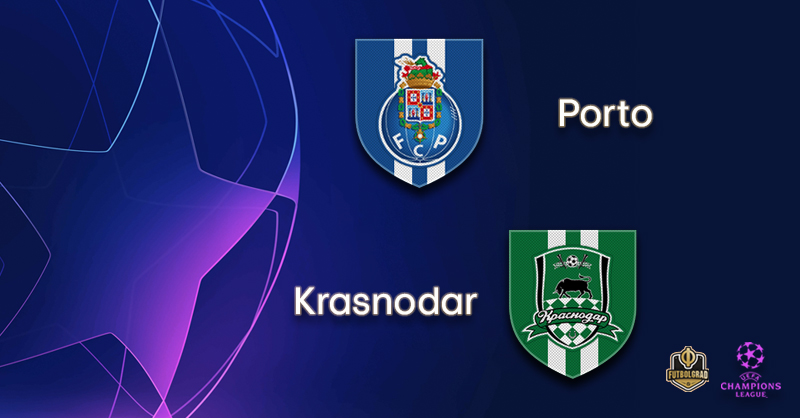 Experienced Porto want to see off Russian side Krasnodar