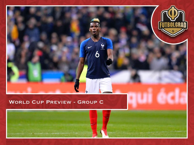 2018 Fifa World Cup Group C Preview