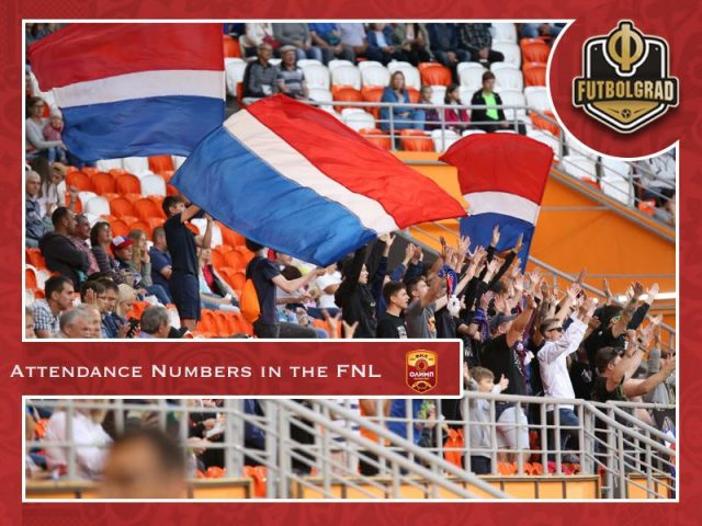 Attendance Spike Suggests Post World Cup Boom In Russia S Second Division